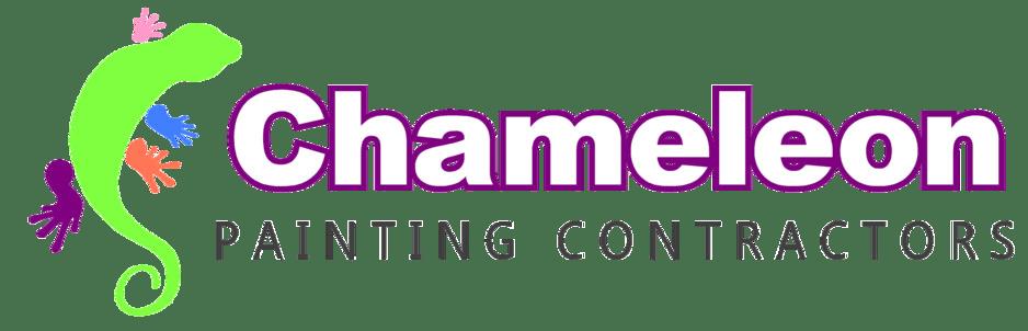 Chameleon Painting Contractors Logo